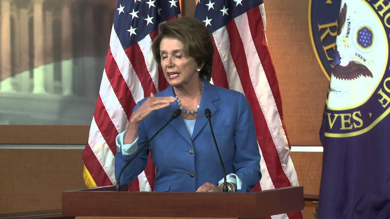Pelosi: Not lifting the debt limit is unleashing a 'river of no return'