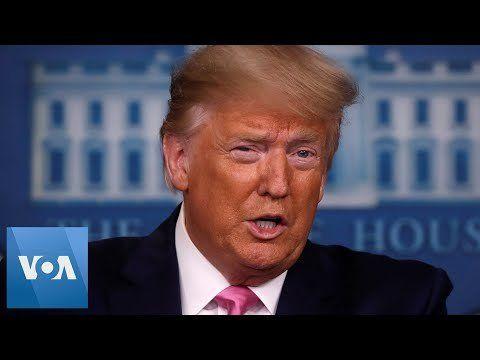Trump Says US Is Ready for Coronavirus
