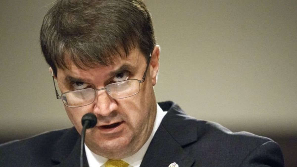 Senate Panel OKs Trump's Pick to Lead Troubled VA
