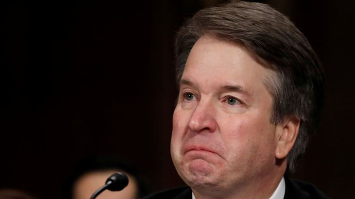 Senators Stick to Partisan Lines Over Kavanaugh Nomination