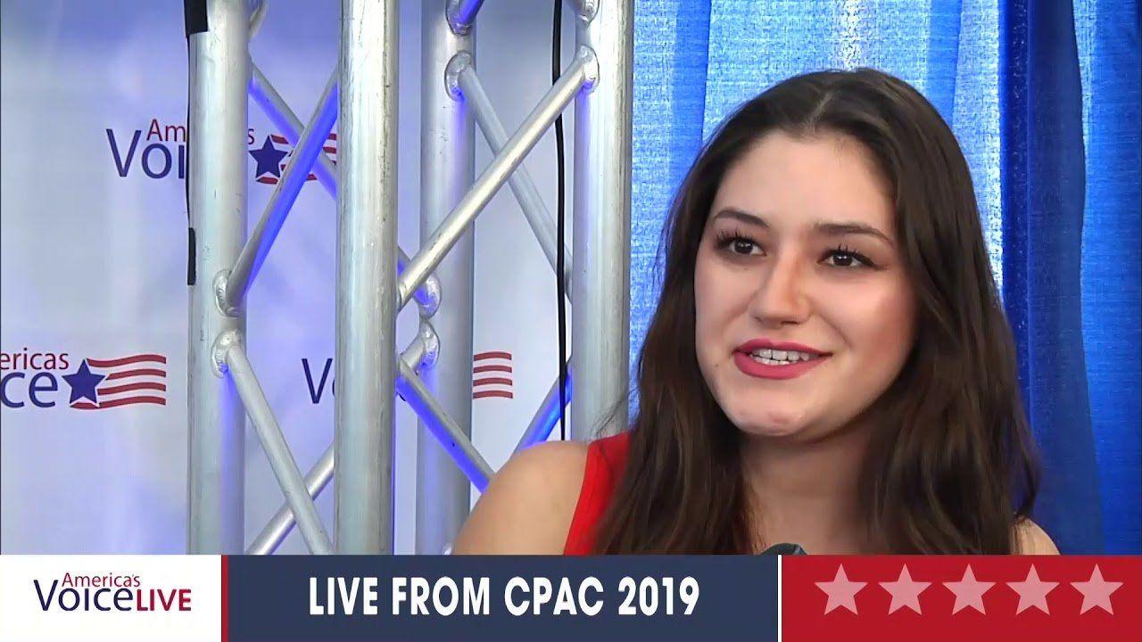 Jesse Kelly Interviews Tiana Lowe CPAC 2019