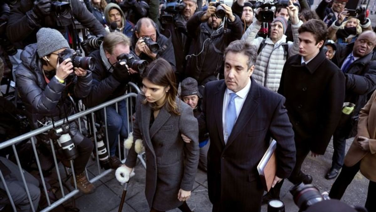 Former Trump Lawyer Gets 3 Years in Prison