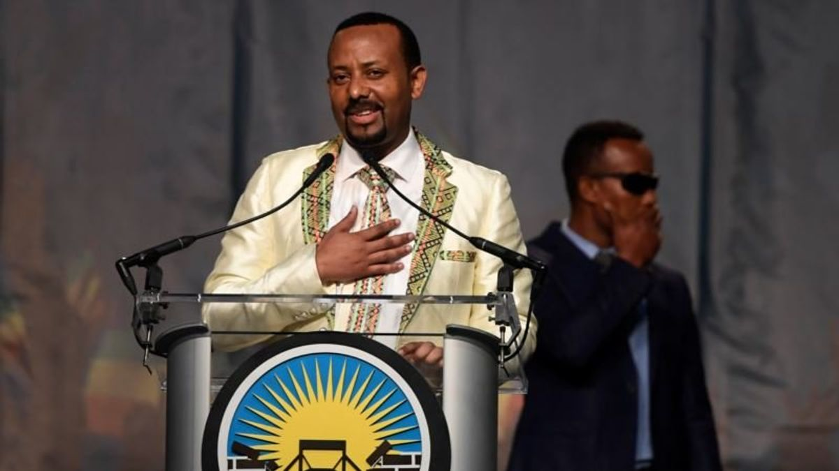 US Delegation Visits Ethiopia to Discuss Reforms, Human Rights