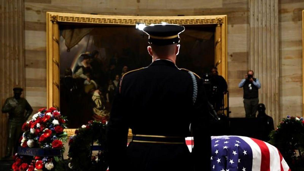 Washington Remembers George H.W. Bush