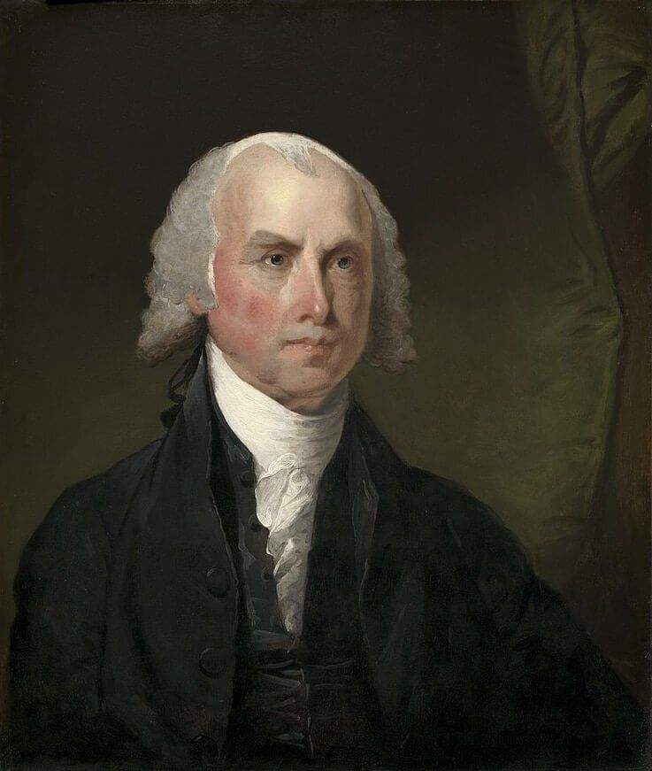 James Madison, called the