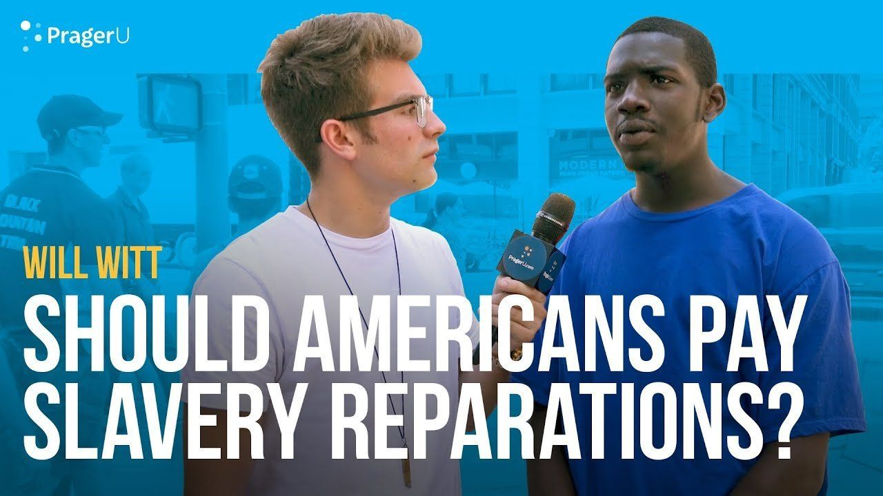 Should Americans Pay Slavery Reparations?