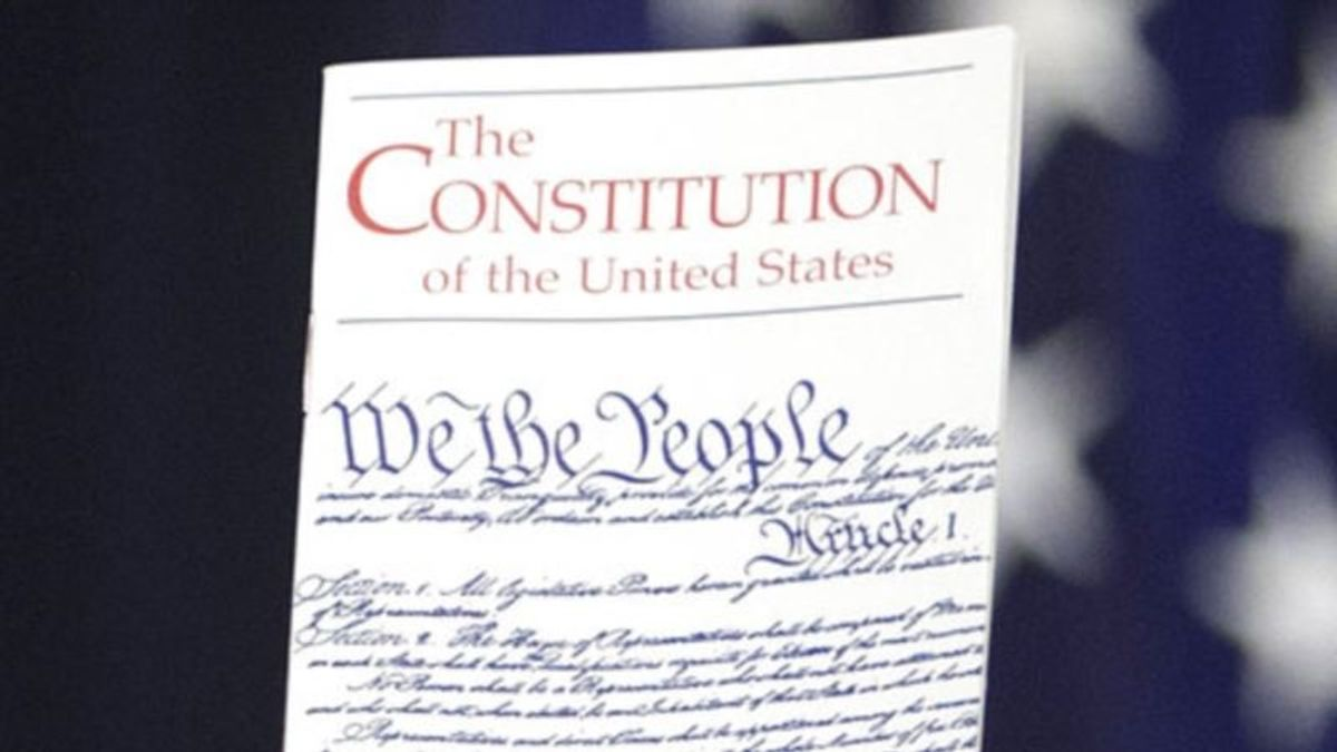 Trump, Birthright Citizenship and the US Constitution