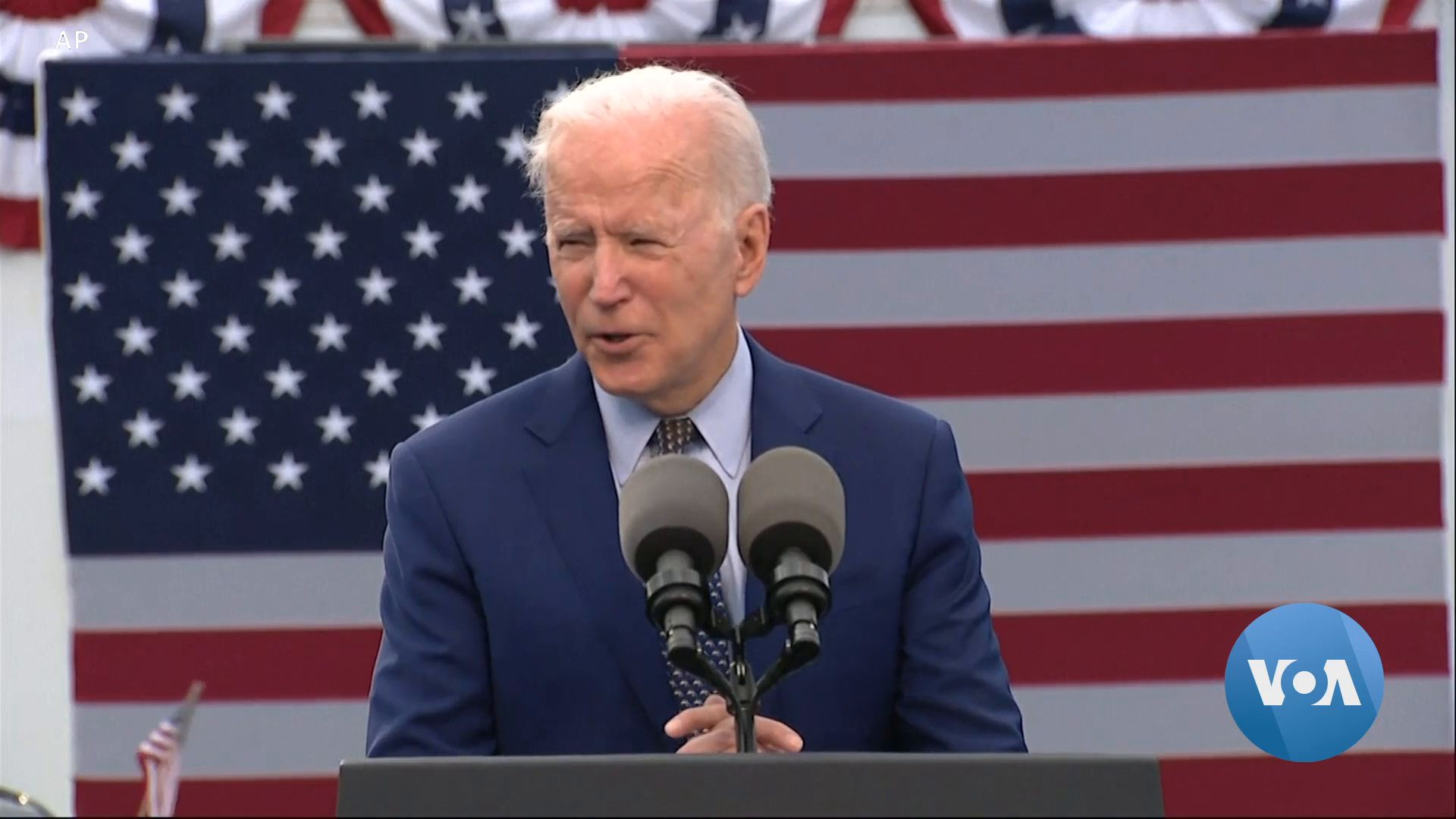 Biden Travels to Georgia, a State that Secured His Legislative Ambitions