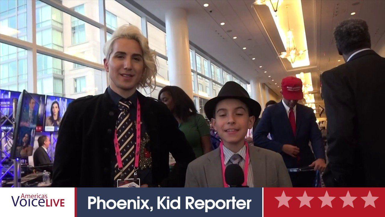 Ricky Rebel Interview Phoenix Kid Reporter