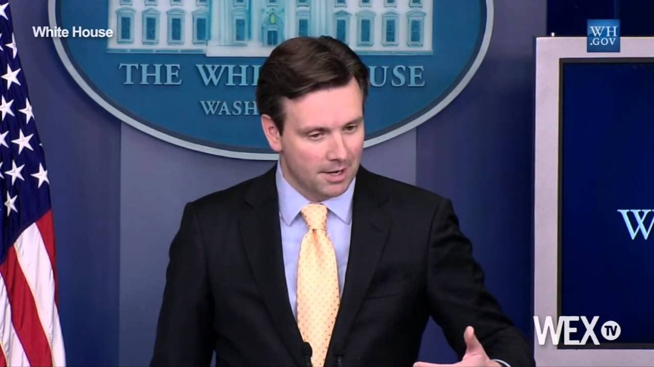 Josh Earnest: Climate change a greater threat to Americans than terrorism