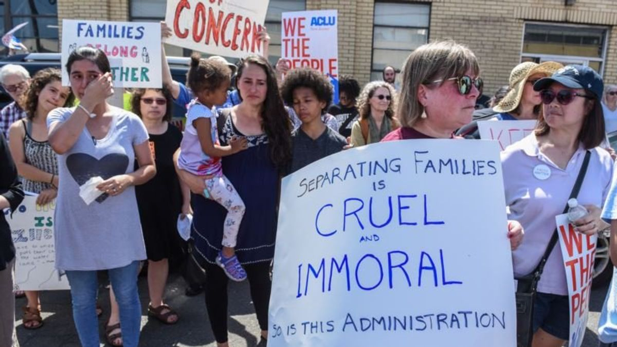 Amid Family Separation Furor, US House Plans Immigration Votes