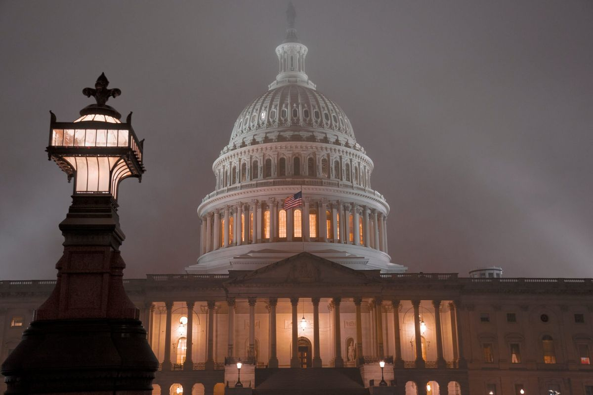 $1.4 Trillion Spending Package Crammed with Unrelated Provisions