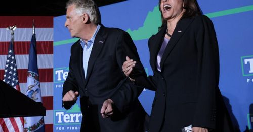 Souls to Polls: Dem VIPs descend on black churches in Va. to boost turnout for fading McAuliffe