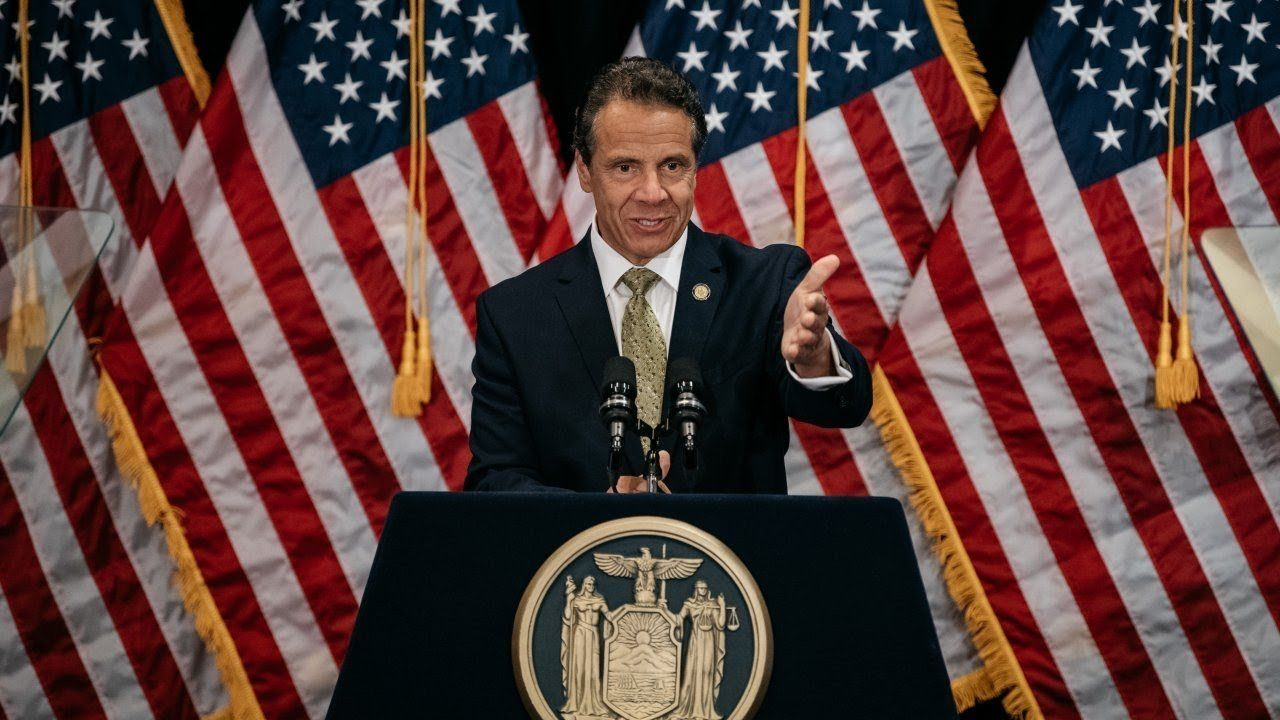 N.Y. governor calls for new terrorism law