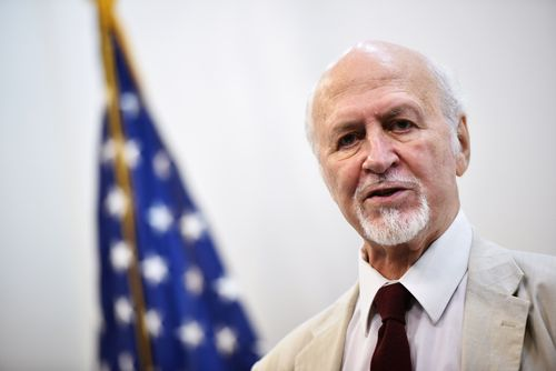 Socialist Kicks Off Long Shot US Presidential Bid
