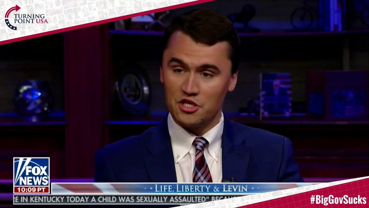 Charlie Kirk And Mark Levin