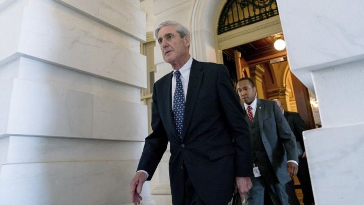 Mueller Memo Adds to Russia Probe Mystery