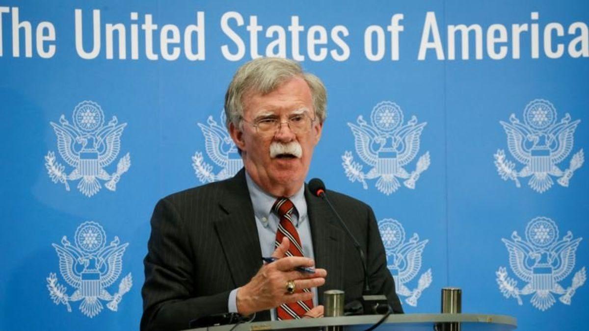 US Prepared to Strike in Cyberspace