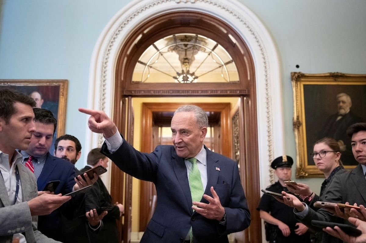 Senate Democrats Announce $3.5 Trillion Budget Agreement