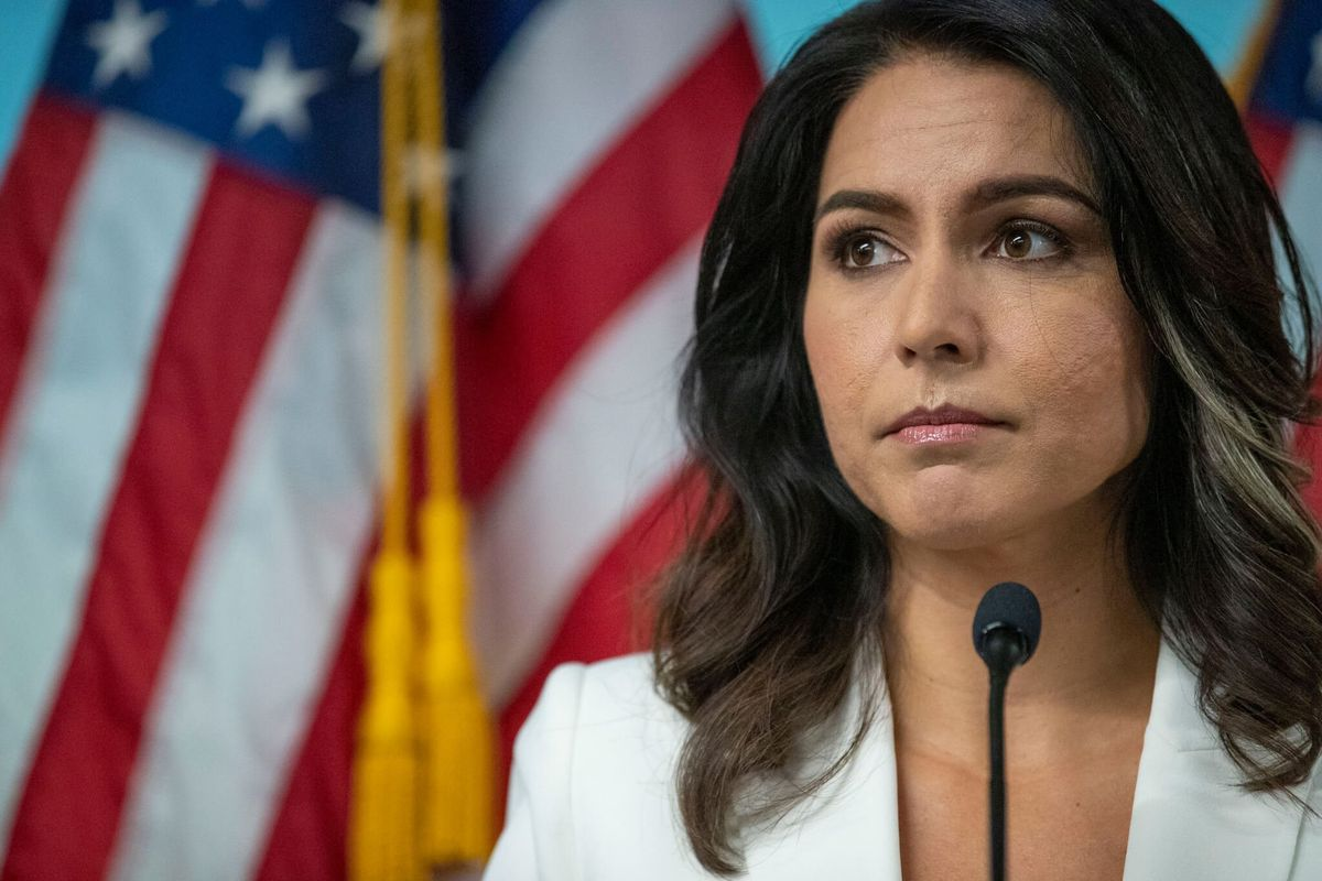 Gabbard Says she Won't Mount 3rd-party 2020 Presidential bid