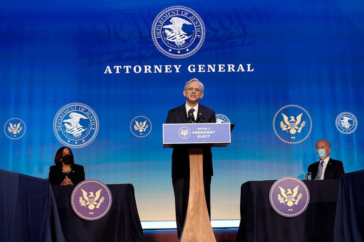 US Attorney General Nominee Merrick Garland Faces Confirmation Hearing