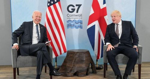 G-7 leaders call for probe into origins of COVID-19