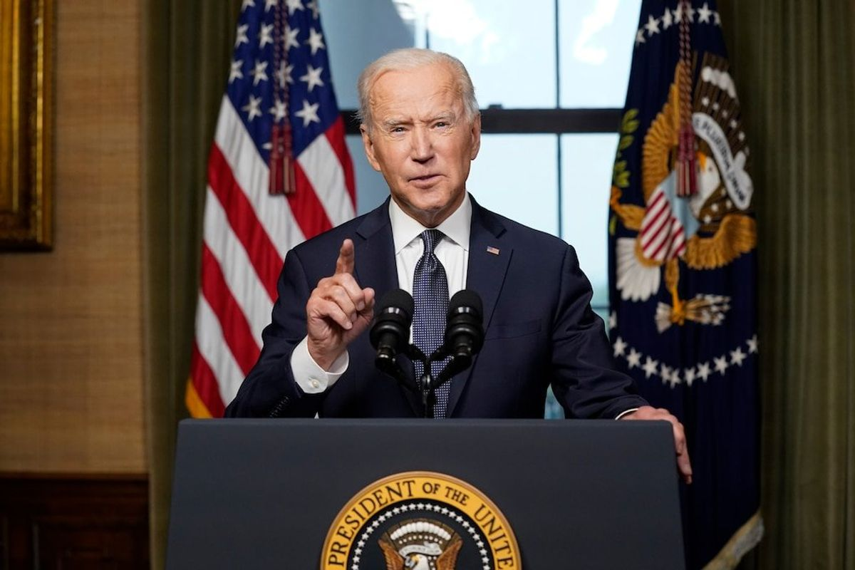 As Day 100 Approaches, Biden's Ability to Keep Promises Strained