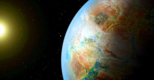 Scientists propose new method for detecting surfaces of planets trillions of miles away