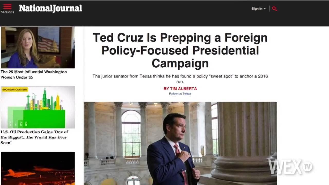 Ted Cruz: 'No decision' on 2016 run