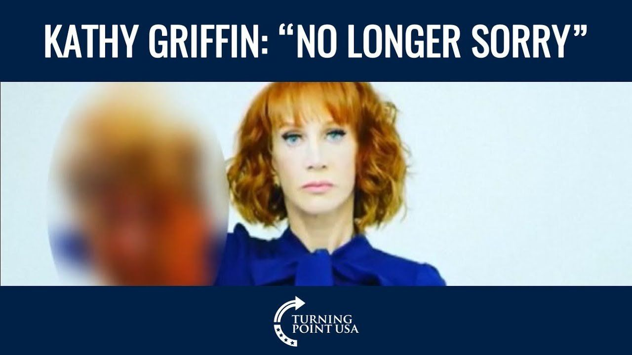 """Kathy Griffin Is """"No Longer Sorry"""""""