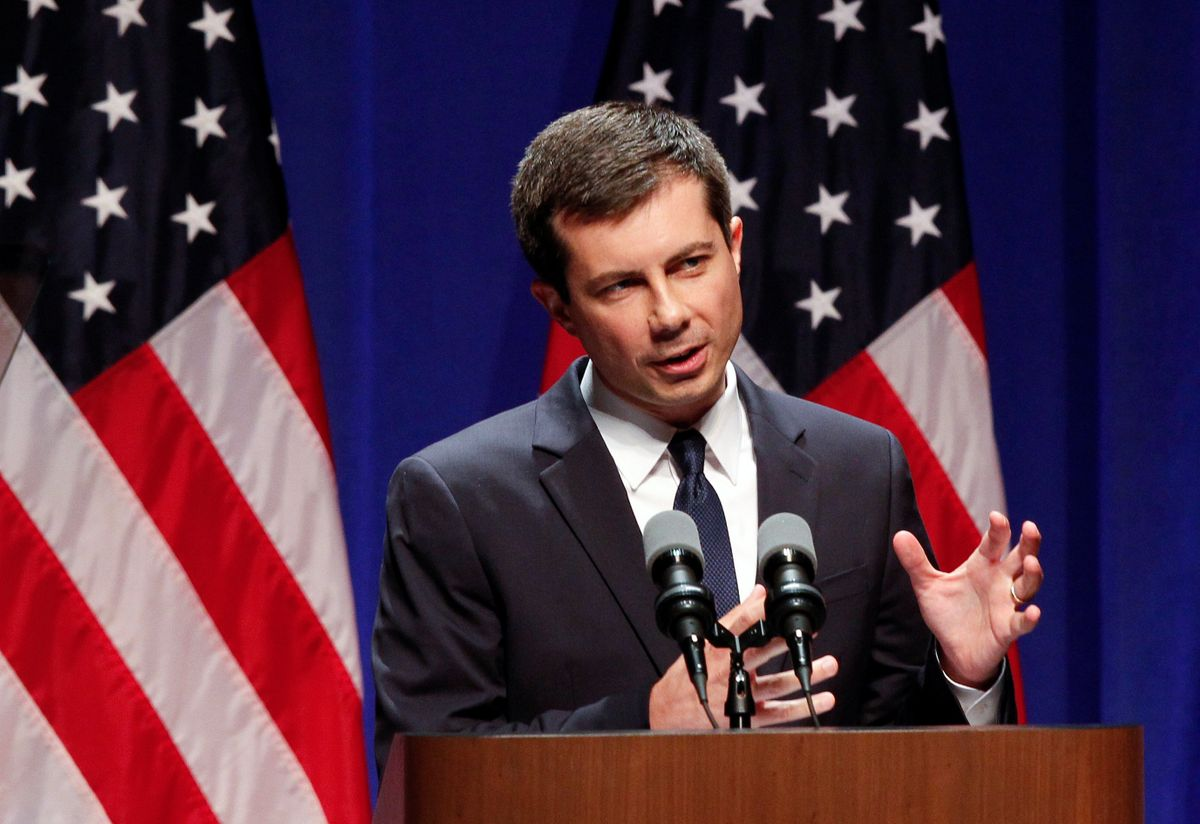 Buttigieg: End 'Endless' US War, Prioritize Iran and Climate Deals