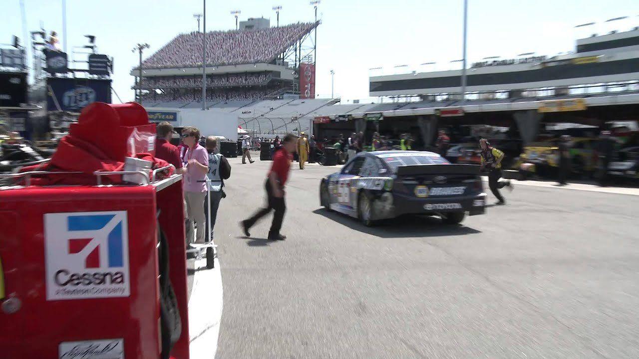 NASCAR Comes To Richmond