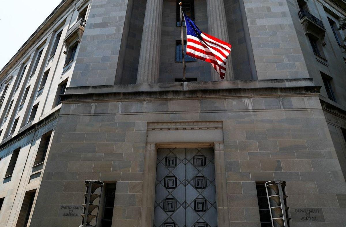 US Department of Justice Probes Secret Seizure of House Democrats' Data
