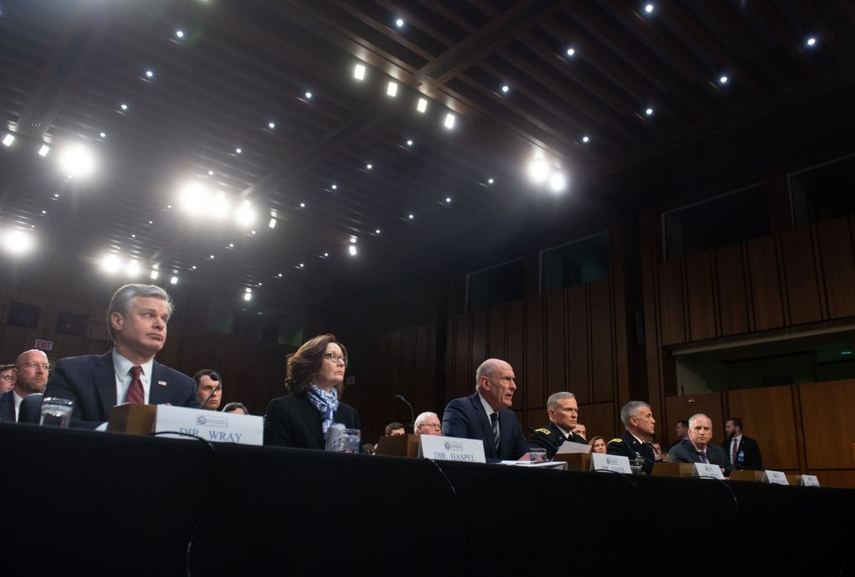 US Intelligence Chiefs Could Scrap Annual Public Hearing
