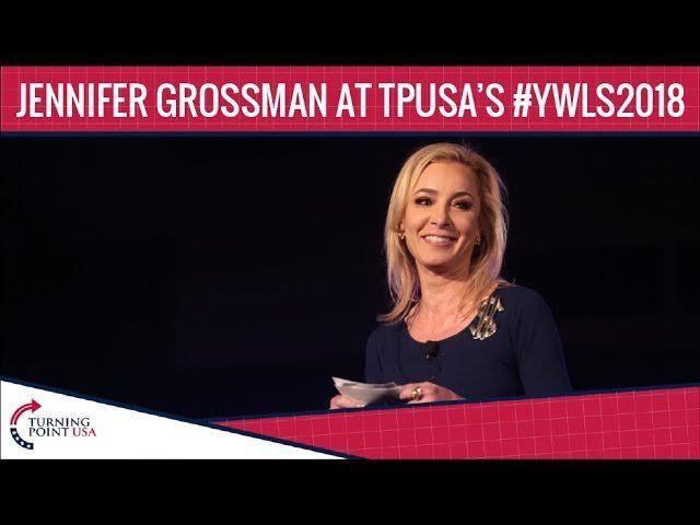 Jennifer Grossman At TPUSA's Young Women's Leadership Summit 2018