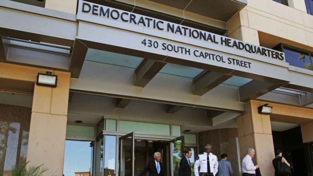 Democrats Now Say Hacking Attempt Was Test From Within