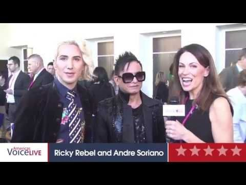Ricky Rebel And Andre Soriano Full Interview CPAC 2019
