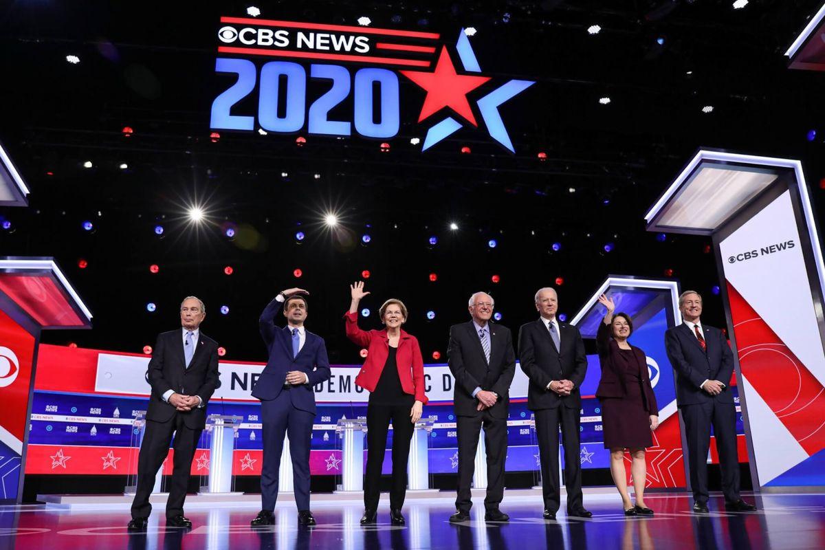 Deep Divide Between Progressives, Moderates Colors Democratic Race
