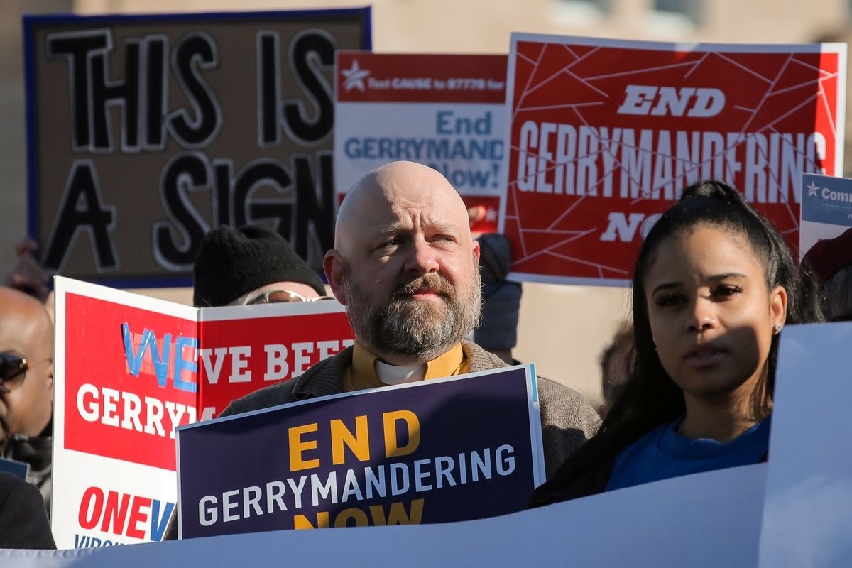 US Supreme Court Rejects Limits to Partisan Gerrymandering