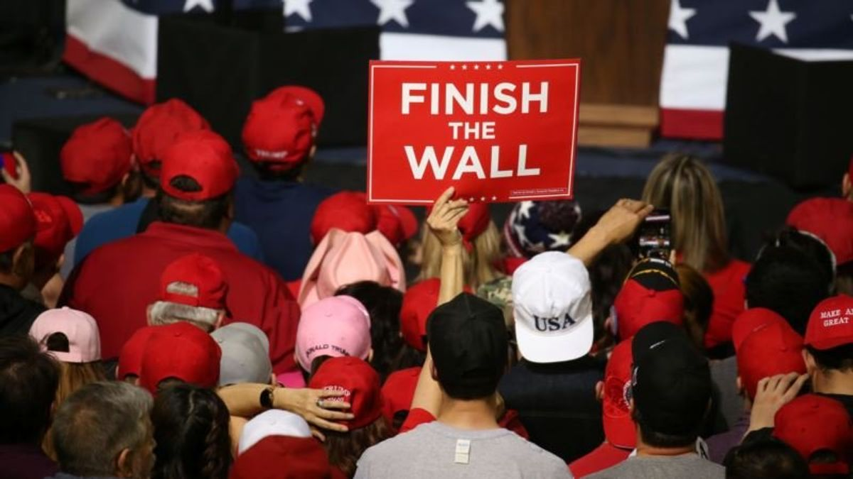 FACT CHECK: Trump's Wall Mirage, Immigrant Stereotypes