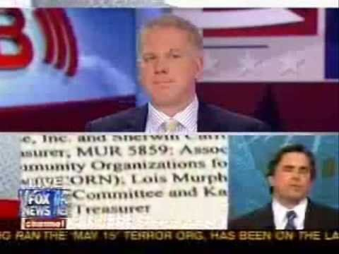 Tom Fitton on Glenn Beck discussing ACORN and the 2010 Census