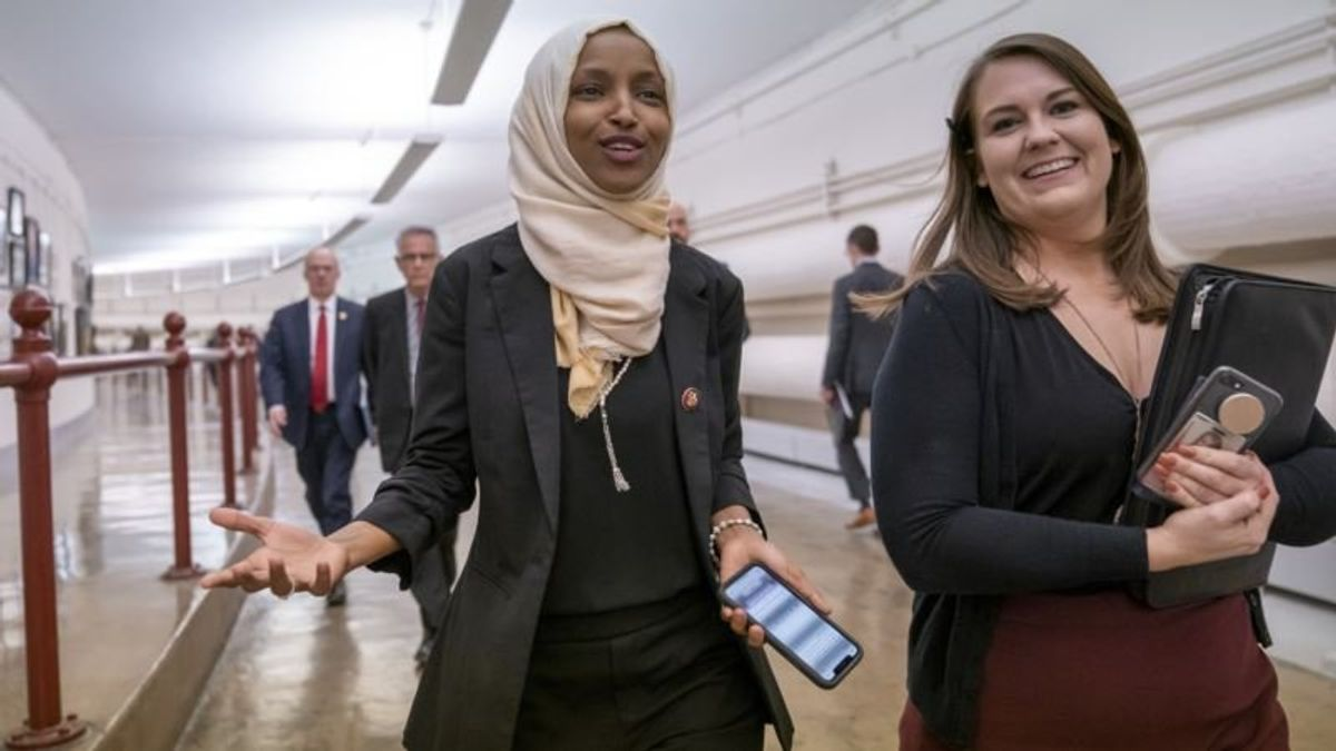 Some House Republicans Broke with Party on Omar Resolution