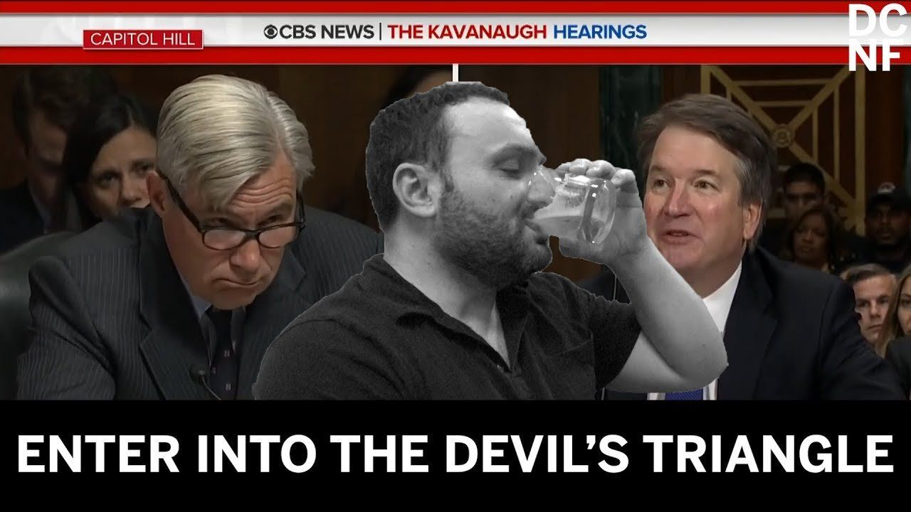 DCNF Investigates The Devil's Triangle That Could Keep Kav Off The Supreme Court