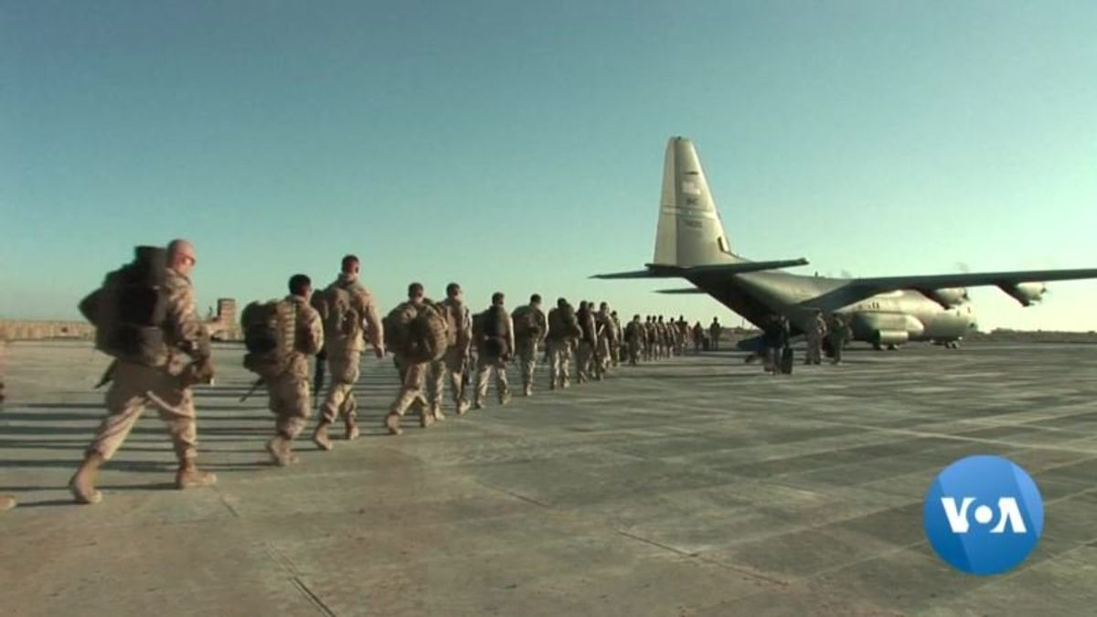 Trump Scolds US Generals on Afghanistan