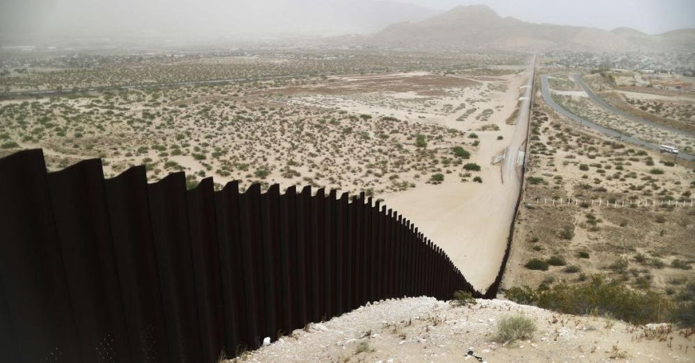 CBP reports encountering more than 178,000 people trying to cross America's southern border in April