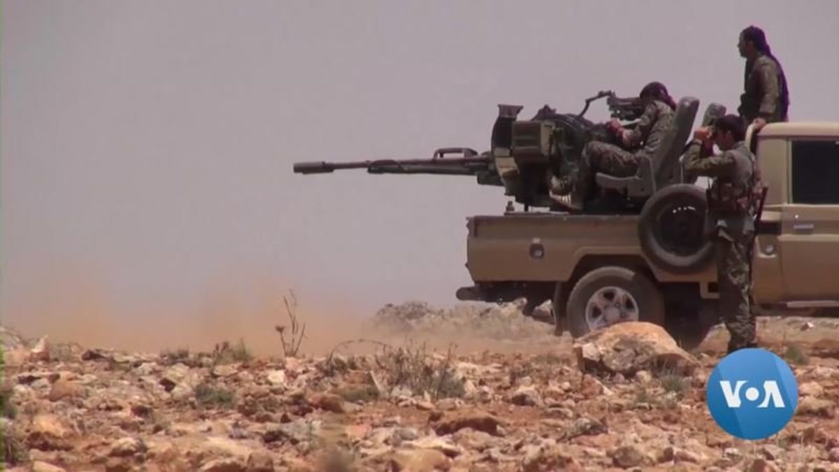 US Withdrawal From Syria Causes Concern of Conflict Escalation