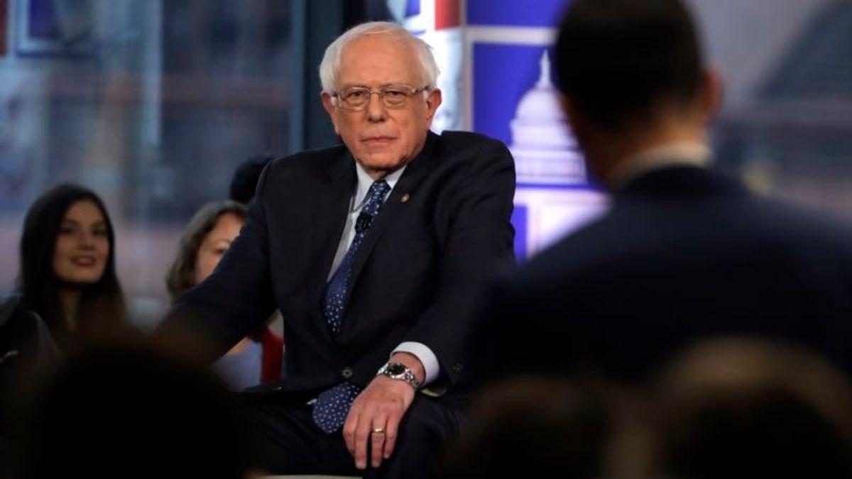 Bernie Sanders Releases Tax Returns, Details Millionaire Status