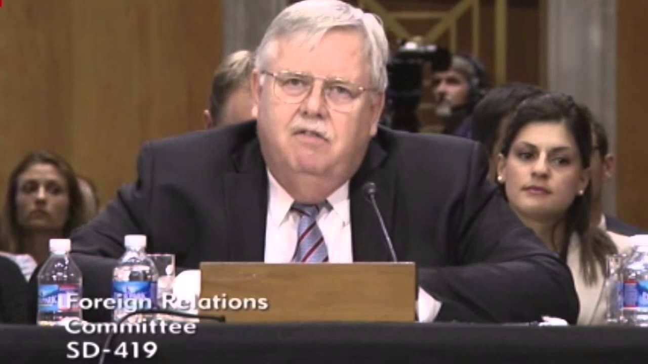 Ambassador nominee wants to 'keep the pressure on' Russia