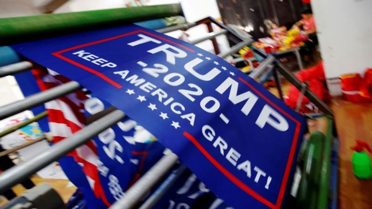 Trump Campaign Preparing Early Focus on Pennsylvania, Wisconsin and Michigan