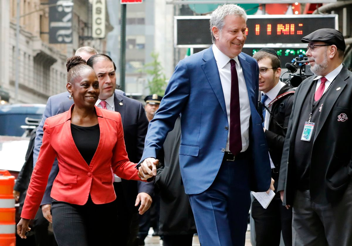 Debate lineup Set at 20 Candidates; de Blasio and Bennet in